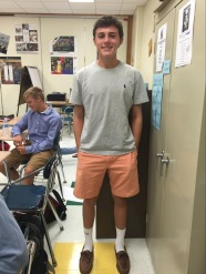 Sperrys and Polo JT