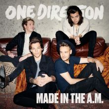 entertainment - one direction album